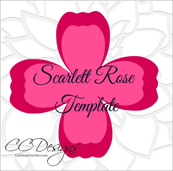 indian paper art rose instructions