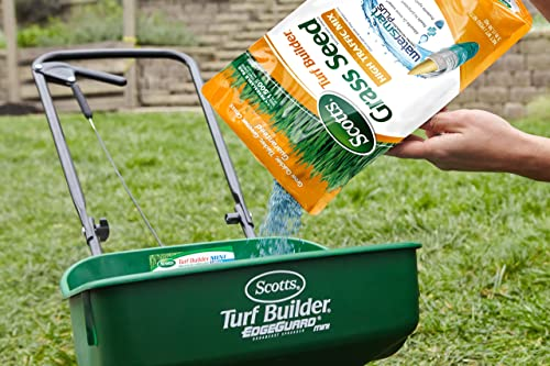 scotts turf builder grass seed instructions