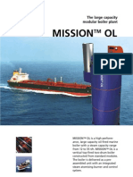 oily water separator instruction manual
