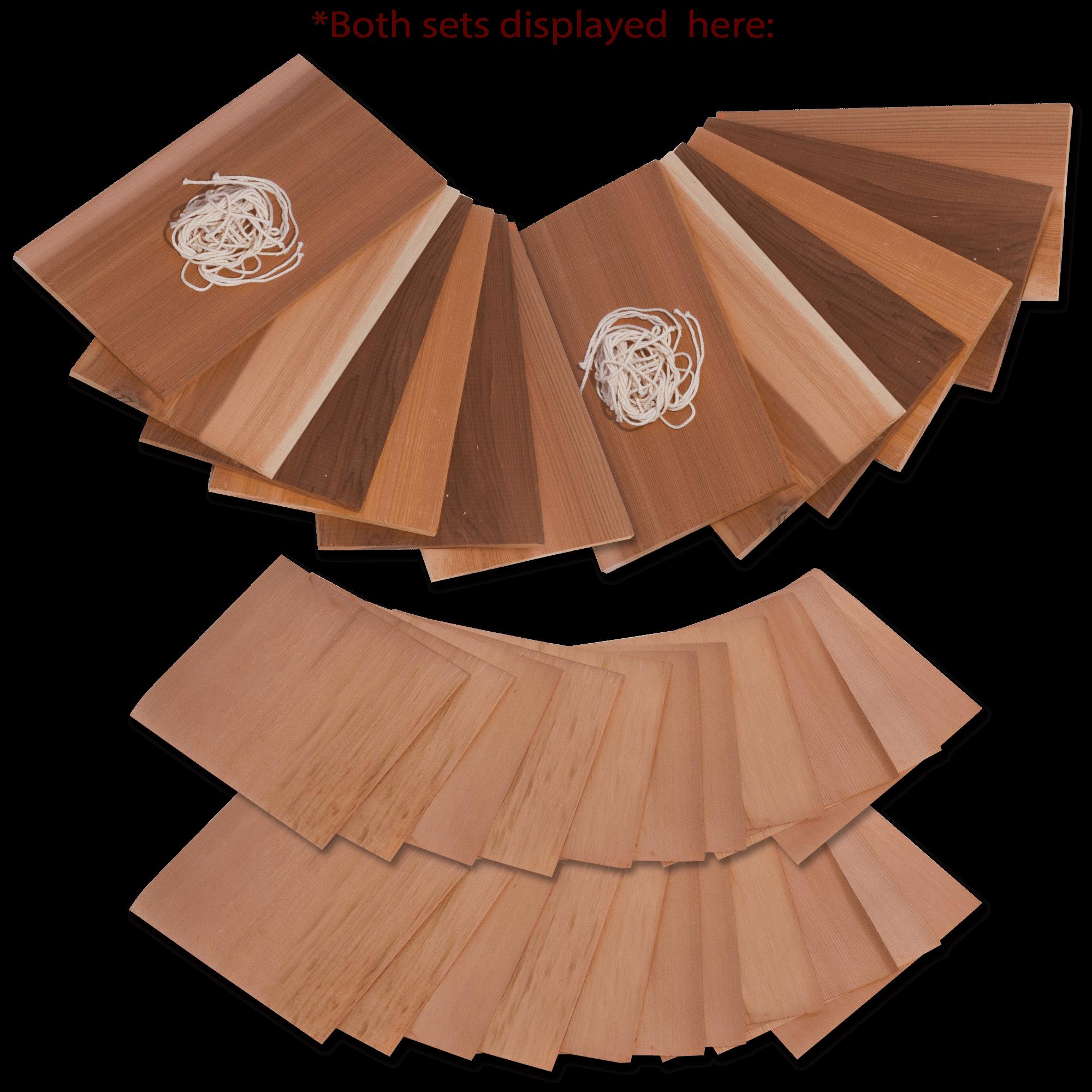 instructions for cedar recipe box