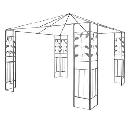 gazebo assembly instructions fabric