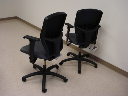 teknion office chair instructions