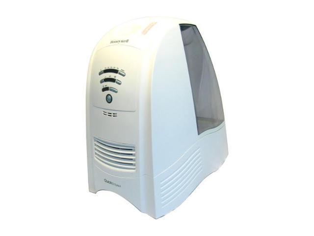 honeywell quicksteam humidifier instructions