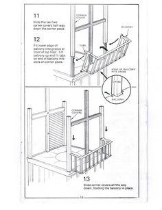 mattel barbie house instructions