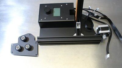 oneup 3d printer assembly instructions