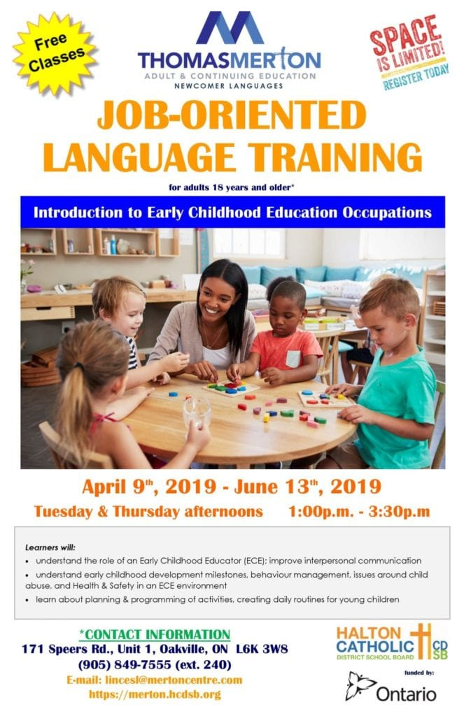 language instruction for newcomers to canada linc 4 audio