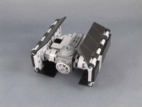 lego tie fighter advanced instructions