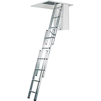 abru 2 section loft ladder instructions