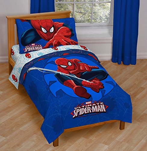 spiderman toddler bed instructions