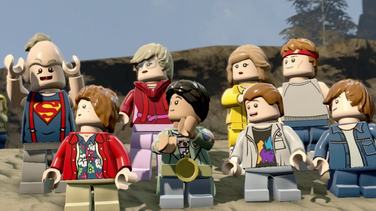 lego dimensions building instructions goonies