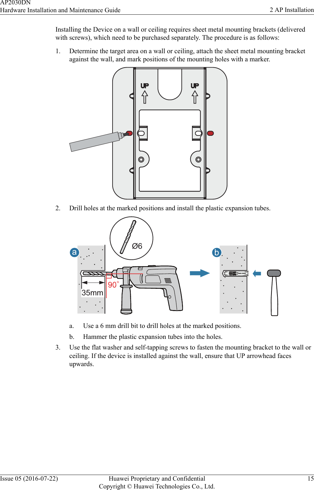 well point installation instructions