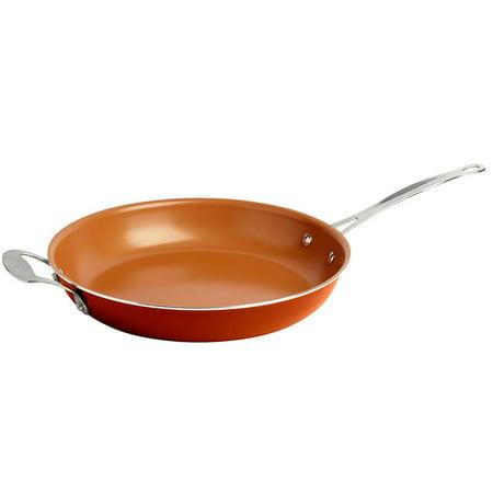 gotham ceramic titanium pan instructions