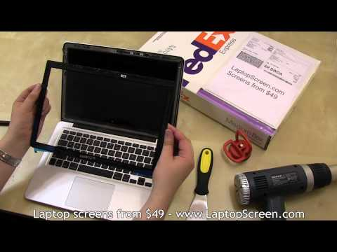 apple macbook pro battery replacement instructions