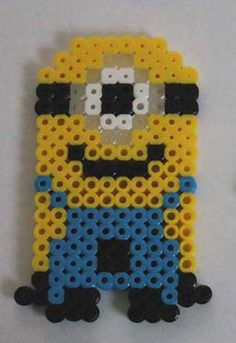 minion bead creations instructions
