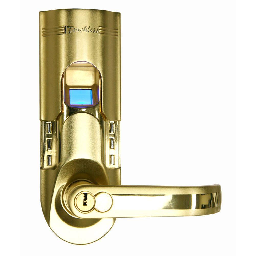itouchless door lock instructions