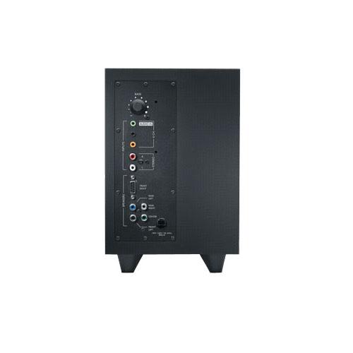 logitech surround sound speakers z506 instructions