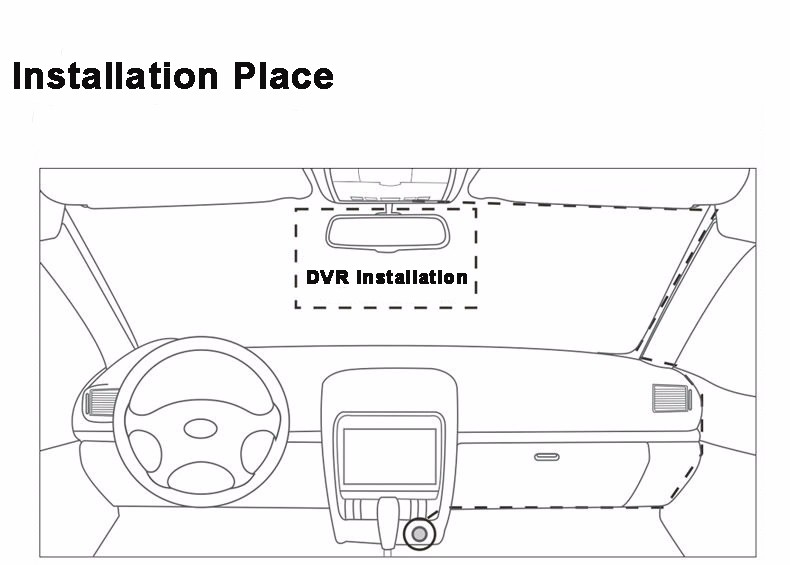 apachie g30 dash cam instructions