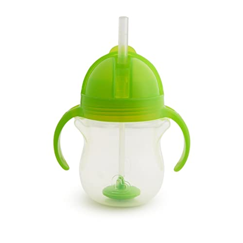 munchkin weighted straw cup instructions