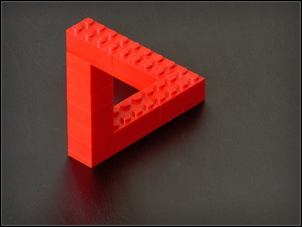 lego optical illusions instructions