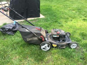 instruction manual for black and decker corded lawnmower