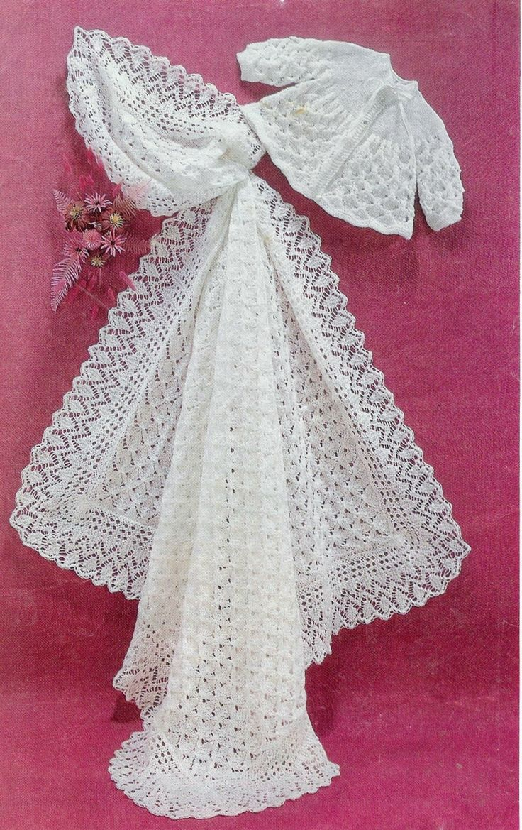 lace knitting patterns with instructions