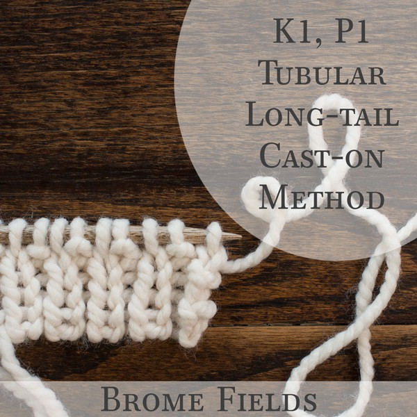 instructions for long tail cast on knitting