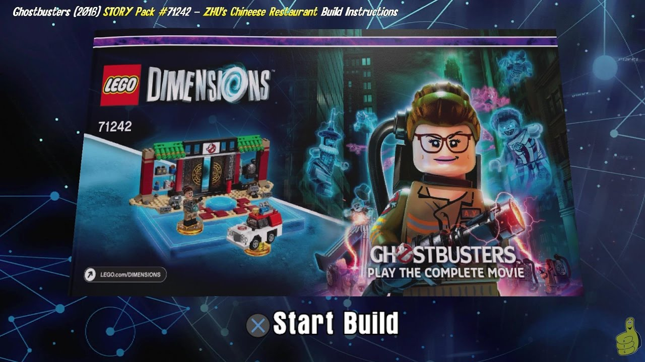 lego dimensions goonies build instructions