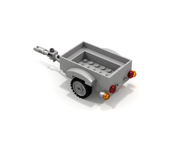 brick army jeep instructions