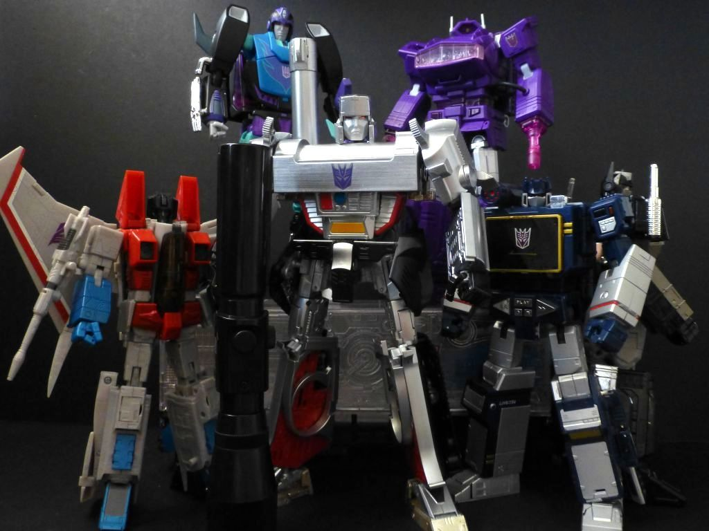 transformers masterpiece starscream instructions