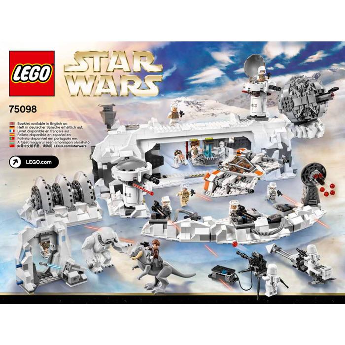lego star wars set 9496 instructions
