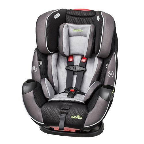 evenflo child car seat instructions