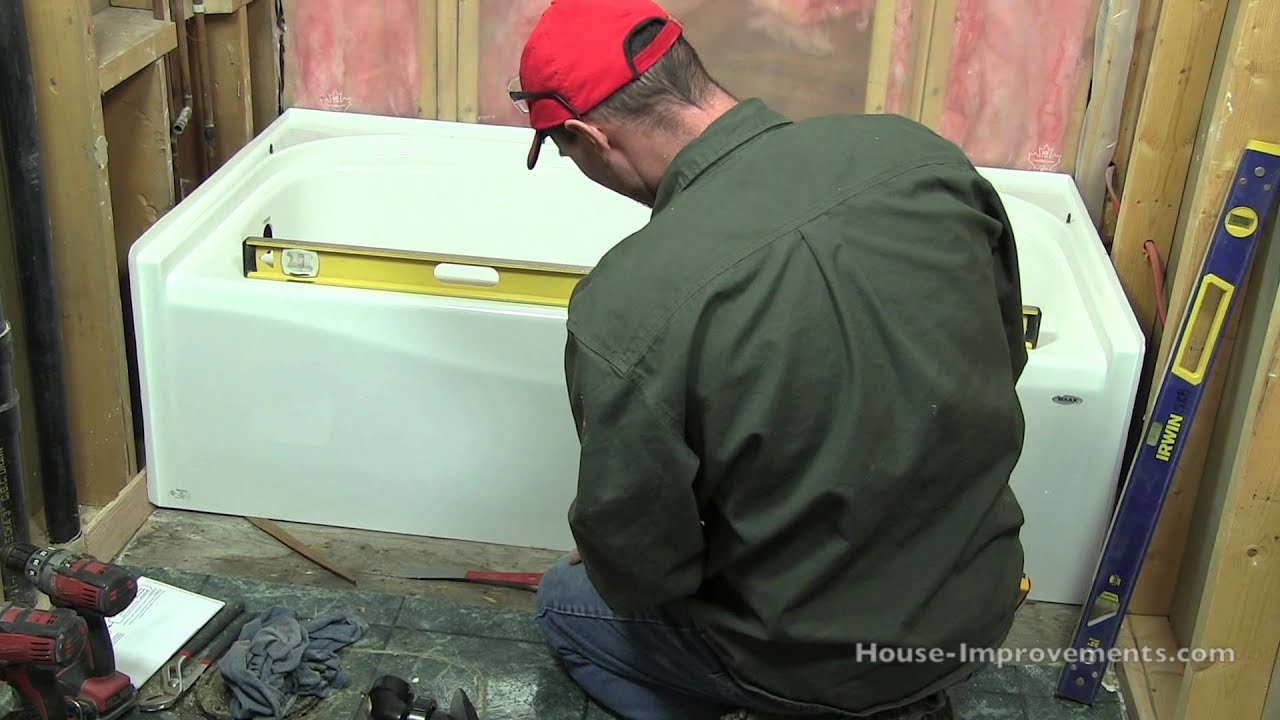 instructions for plumb pak tub drain