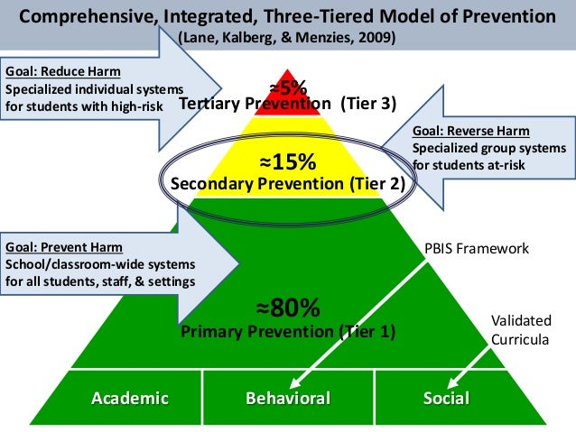 tier 1 instructional practices
