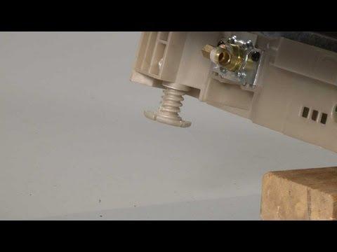 bosch dishwasher kit installation instructions