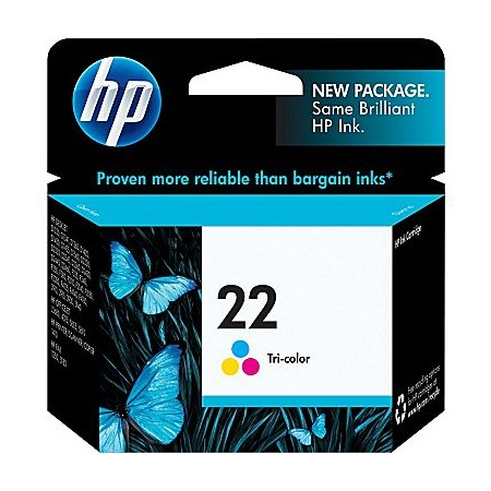 hp 22 cartridge refill instructions