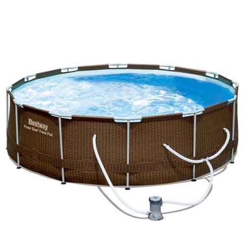 bestway fast set pool setup instructions