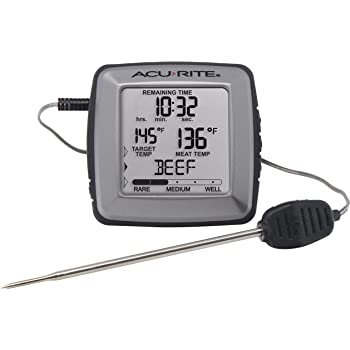 acurite bbq wireless thermometer instructions