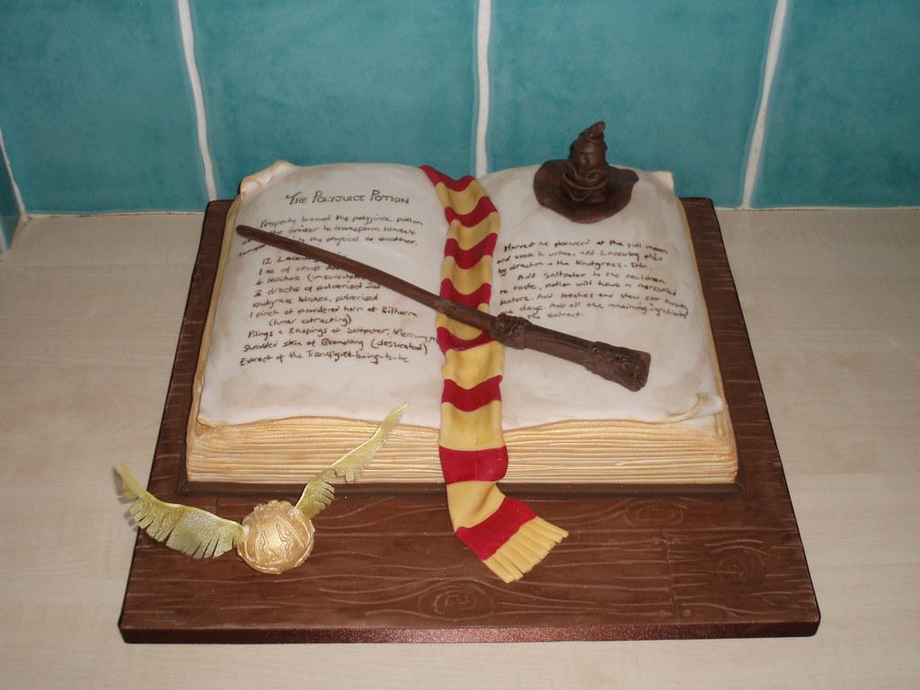 book cake pan instructions