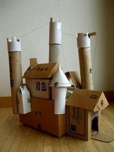 www.ugames.com instructions.asp castle paper instructions