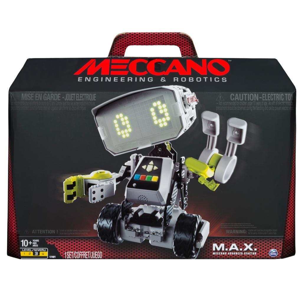 erector set robot instructions