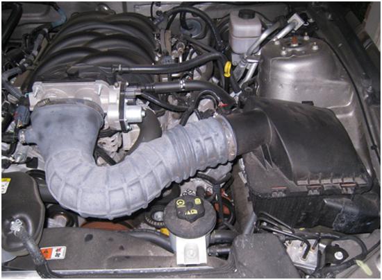 bbk cold air intake installation instructions
