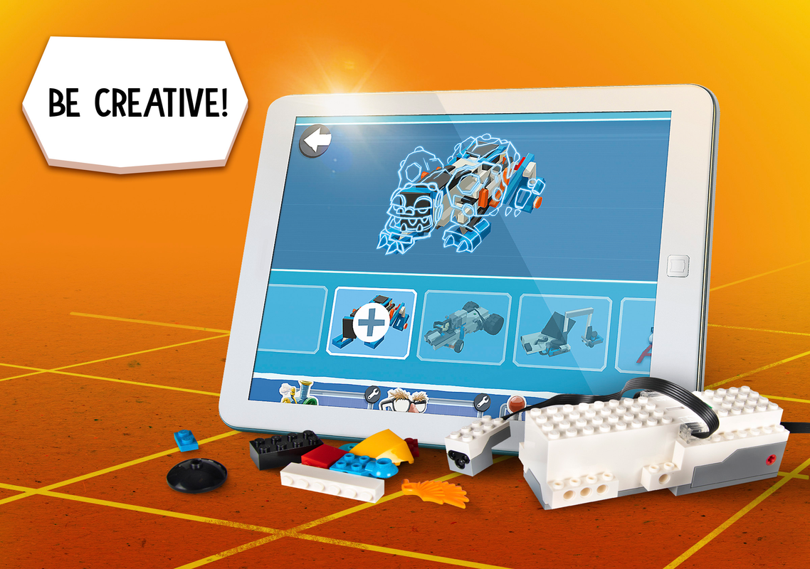 lego boost robot building instructions