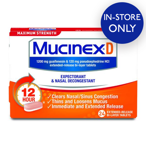 sudafed sinus max strength instructions
