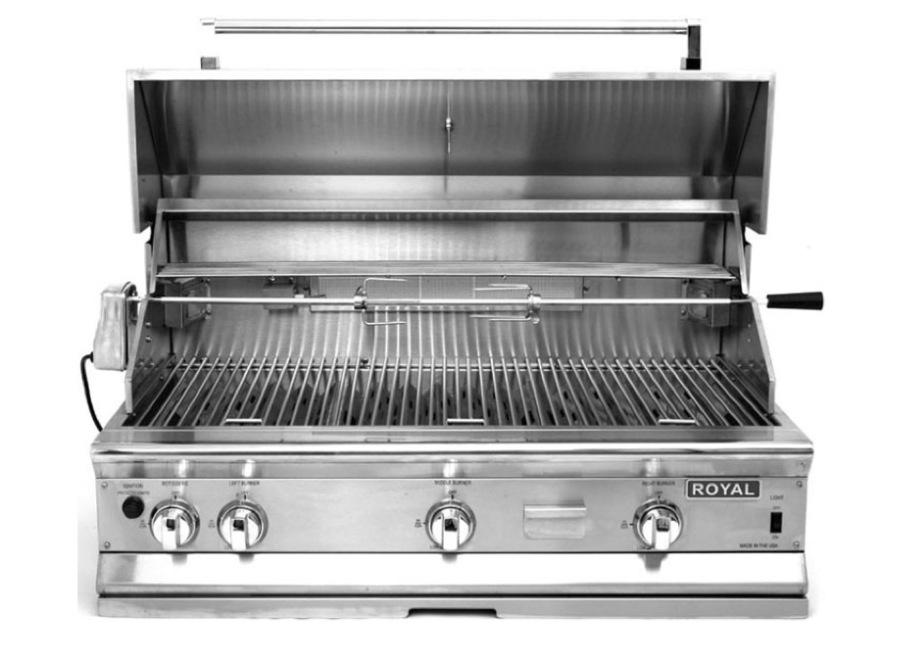 cuisinart 700 bbq rotisserie instructions