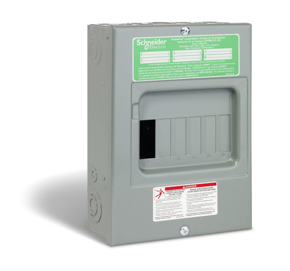 siemens 100 amp panel instructions
