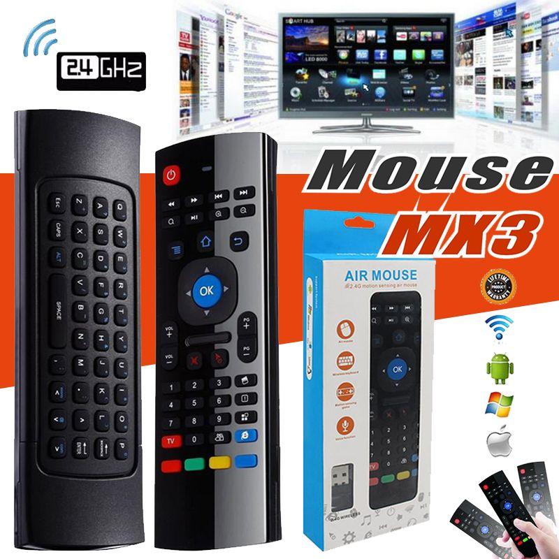 mini m8s remote control instructions