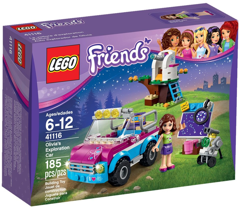 lego friends car instructions 41116
