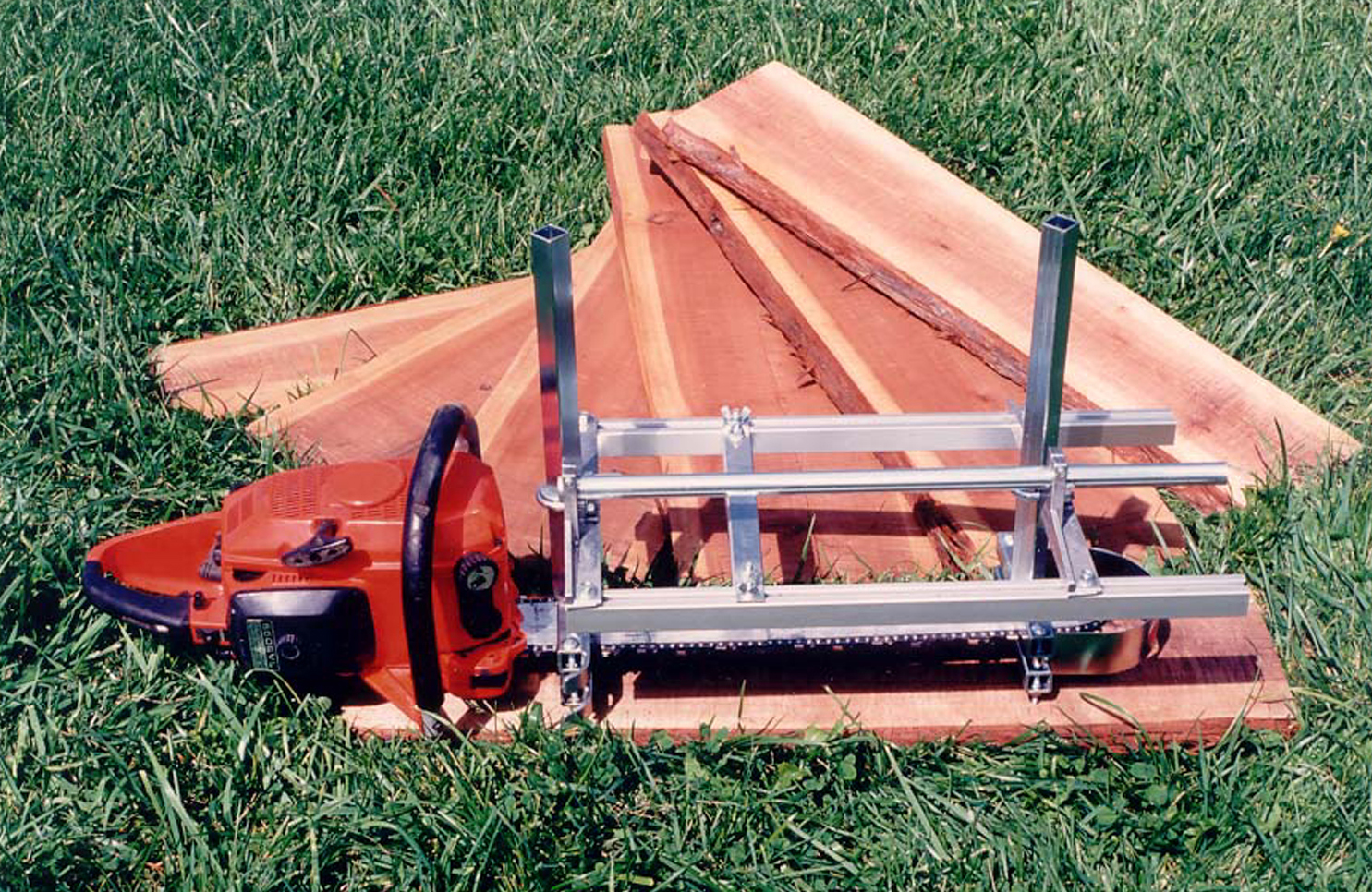 granberg chainsaw mill instructions
