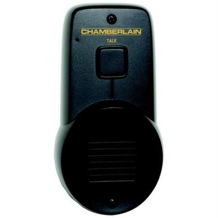 chamberlain wireless intercom instructions