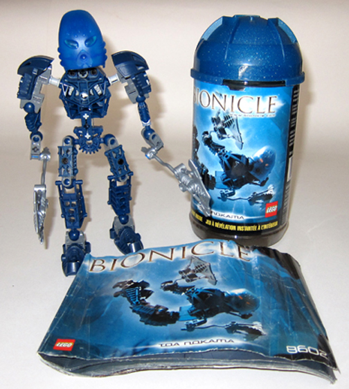 bionicle toa metru vakama instructions